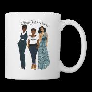 Mugs & Drinkware ~ Coffee/Tea Mug ~ Black Girls Are Winning Mug