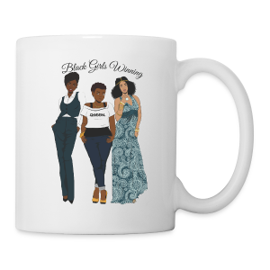 Black Girls Are Winning Mug - Coffee/Tea Mug