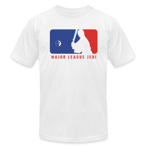 Major League Jedi - Men's Fine Jersey T-Shirt