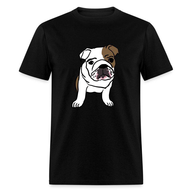 Dog english bulldog t shirt spreadshirt T shirts for english bulldogs