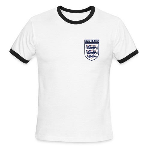 England Outside T-shirt - Men's Ringer T-Shirt