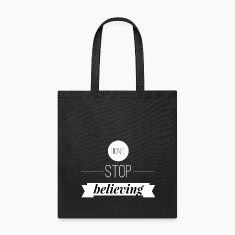 Don't stop believing Bags & backpacks