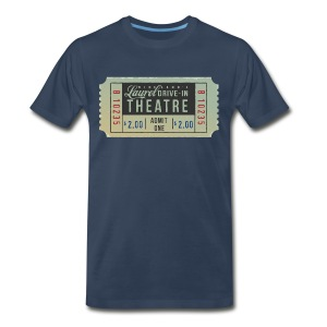 Laurel Drive-In - Men's Premium T-Shirt