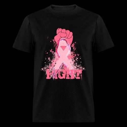 Mens Breast Cancer Tee - Men's T-Shirt