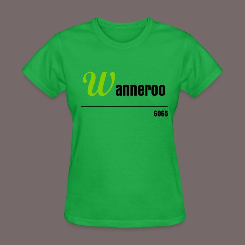 Wanneroo - Women's Colour Tee - Women's T-Shirt