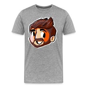 Men's Bill Face Tee - Men's Premium T-Shirt