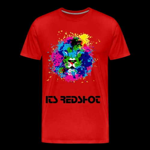 ColorFul Lion - Men's Premium T-Shirt