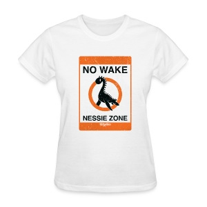 Nessie Zone W - Women's T-Shirt