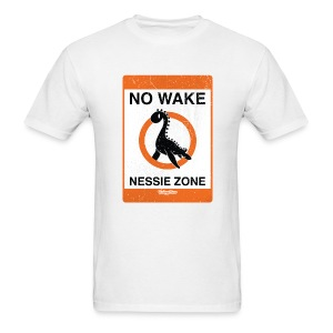 Nessie Zone  - Men's T-Shirt