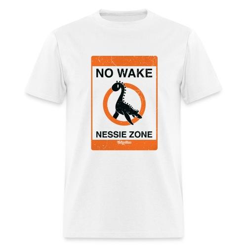 Nessie Zone  - Men's T-Shirt