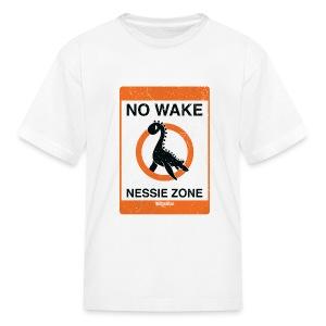 Nessie Zone Y - Kids' T-Shirt
