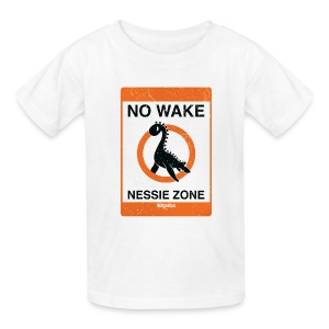 Nessie Zone Y - Kids' T-Shirt