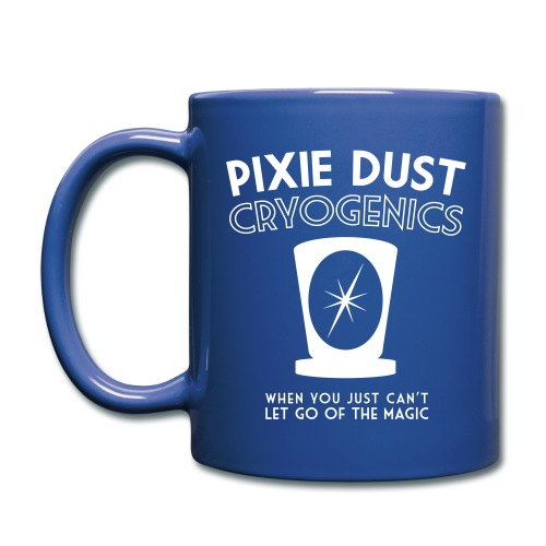 Pixie Dust Cryogenics Mug - Full Color Mug