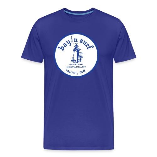 Bay 'n Surf - Men's Premium T-Shirt