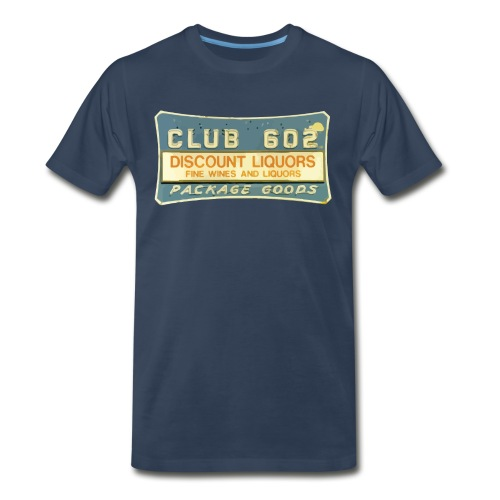 Club 602 - Men's Premium T-Shirt