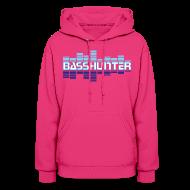 Hoodies ~ Women's Hoodie ~ Basshunter #3 - Girls
