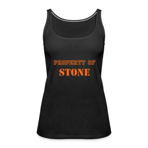 Property of Stone - Women's Premium Tank Top