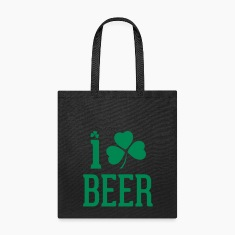 Irish Beer Bags & backpacks