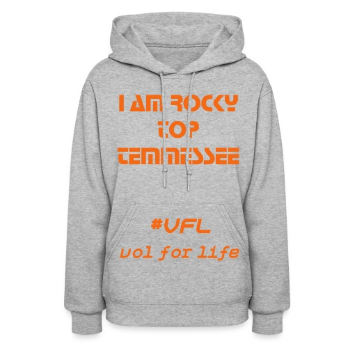 I am rocky top tennessee (womens) - Women's Hoodie
