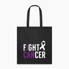 I Can Fight Cancer Bags & backpacks