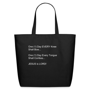 One (1) Day - Eco-Friendly Cotton Tote