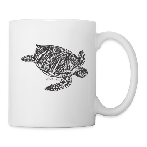 Tropical Turtle Mug from South Seas Tees - Coffee/Tea Mug