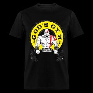 God's Gym - Men's T-Shirt