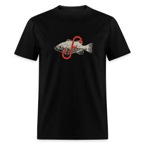 Flukemaster Official Men's T: Black - Men's T-Shirt