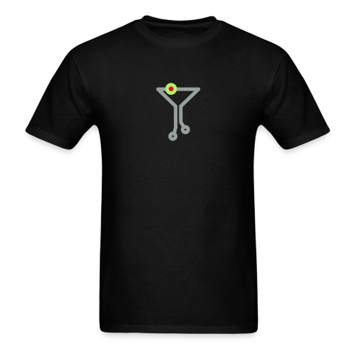 Tech Cocktail Men's T-Shirt - Men's T-Shirt