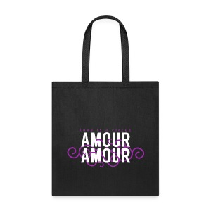 Amour Amour Tote Bag - Tote Bag
