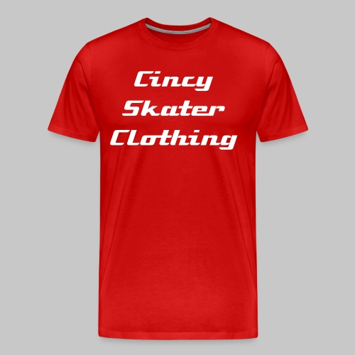Cincy Skater Original - Men's Premium T-Shirt