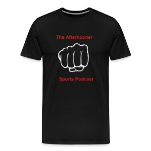 Afternooner Sports Podcast Original Shirt - Men's Premium T-Shirt