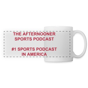 #1 Sports Podcast in America Mug - Panoramic Mug