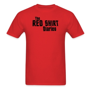 The Red Shirt Diaries Red Shirt - Men's T-Shirt
