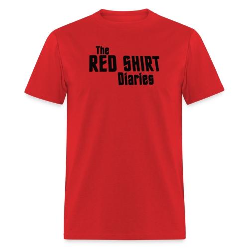 The Red Shirt Diaries Red Shirt - Men's T-Shirt