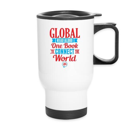 Official Global Read Aloud Mug - Travel Mug