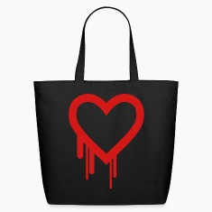 BLEEDING HEART Bags & backpacks