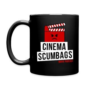 Cinema Scumbags Logo Mug - Full Color Mug