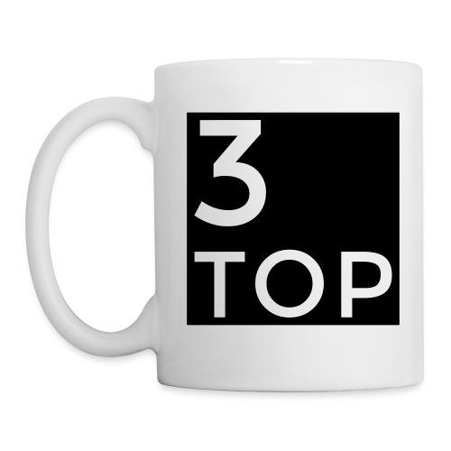 3Top Logo: Mug - Coffee/Tea Mug