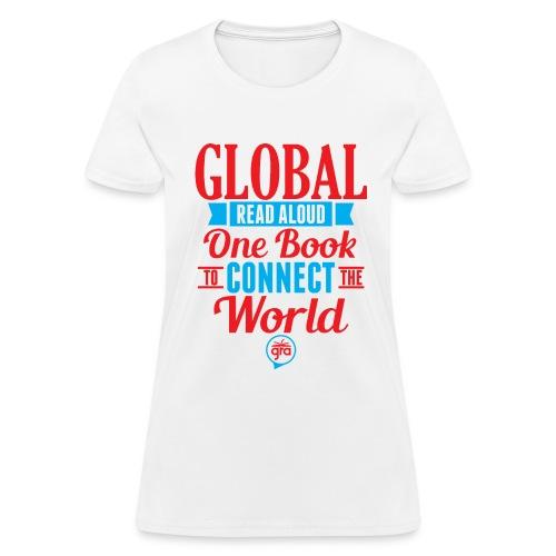 Official  Women's Global Read Aloud shirt - Women's T-Shirt