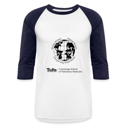 Men's Baseball T-shirt - Globe - Baseball T-Shirt