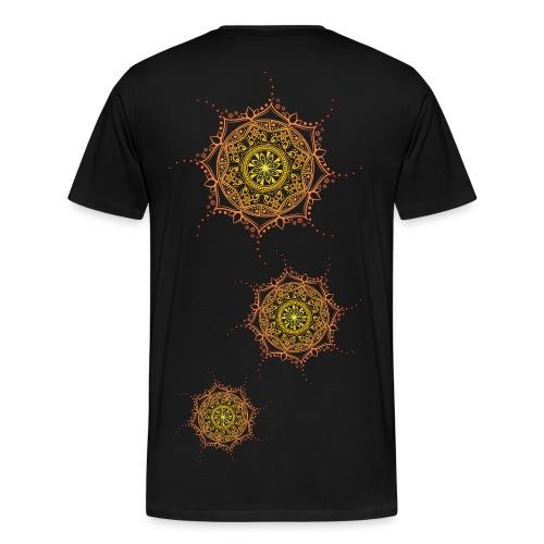 Spiraling - Men's Premium T-Shirt