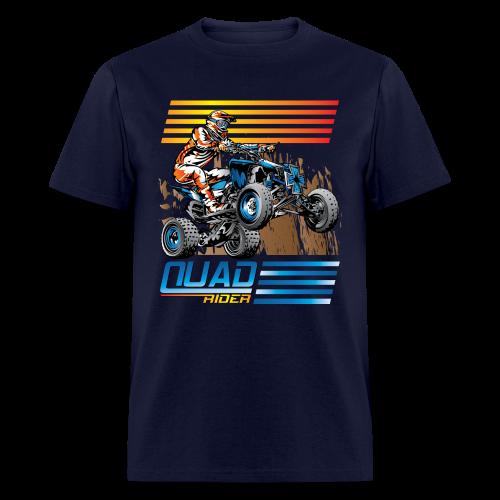 ATV Quad Rider - Men's T-Shirt