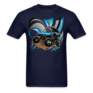 ATV Quad Rider - Men's T-Shirt
