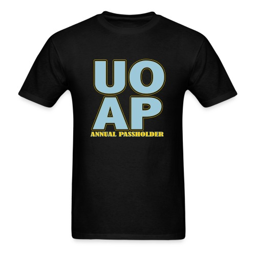 Mens UOAP Shirt - Men's T-Shirt