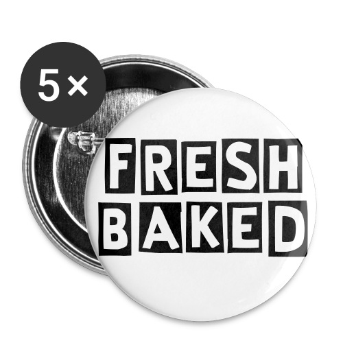 Fresh Baked Pin Pack - Small Buttons