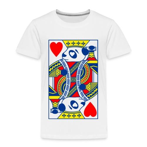 CRAY OF HEARTS (toddler) - Toddler Premium T-Shirt