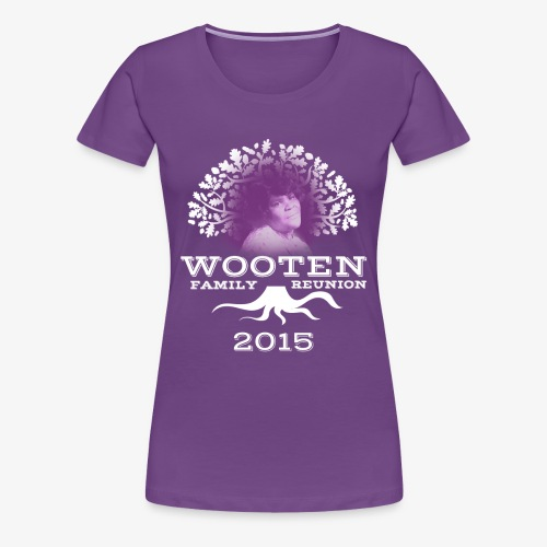 Wooten Tee (Women) - Women's Premium T-Shirt