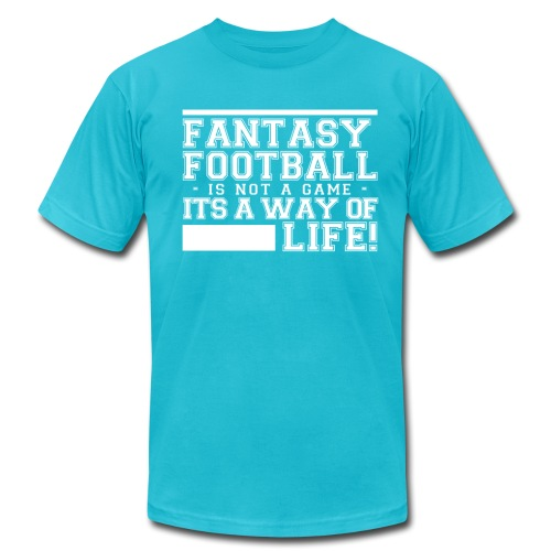 Fantasy Football Way of Life 1 - Men's  Jersey T-Shirt