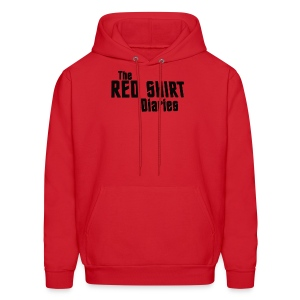 The Red Shirt Diaries Red Shirt Hoodie - Men's Hoodie